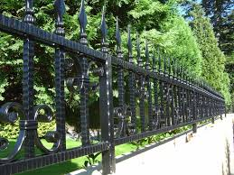 Small Picture Wrought Iron Hartlington Fencing Supplies