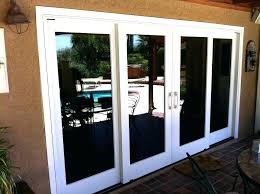 foot patio door glass 8 doors sliding repair 6 ft wide 9
