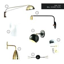 hardwired wall sconce hardwired wall lamps impressive swing arm wall sconce hardwired swing arm wall sconce