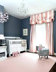 chandeliers for nurseries chandelier nursery pink wallpaper walls with traditional and rug white cha