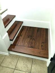 wood look tile on stairs ceramic tile stairs tiles installing on wood and awesome floor stair nosing ceramic tile stairs wood stair treads tile risers