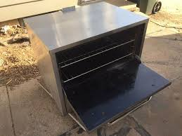details about comstock castle countertop gas pizza oven 36 wide new model po31