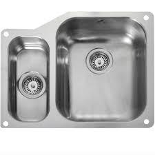 rangemaster atlantic classic ub3515 stainless steel sink kitchen sinks taps