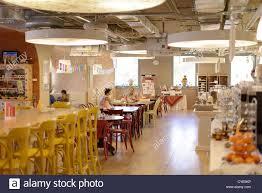 Google office cafeteria Menu Stock Image Alamy Google Office Interior Stock Photos Google Office Interior Stock
