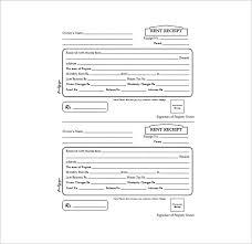 house rent receipt pdf 26 rent receipt templates pdf doc xls free premium templates