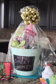 Housewarming basket