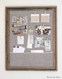 Decorative Bulletin Board For Home Office  Home DecorDecorative Bulletin Boards For Home