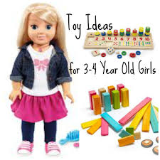 Toy for 3 year old girl