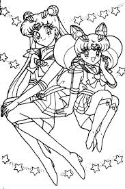 Small Picture Amazing Sailor Moon Coloring Pages 23 For Your Coloring Pages for