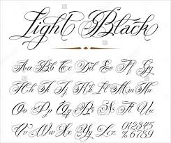 Capital And Lowercase Cursive Letters Chart Fancy Cursive Sada Margarethaydon Com