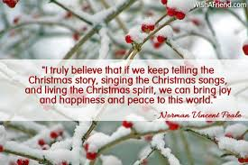 Christmas Spirit Quotes Fascinating I Truly Believe That If We Inspirational Christmas Quote