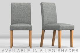 grey dining room chairs. set of 2 moda ii chairs grey dining room n