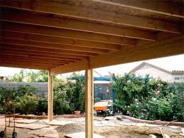 solid wood patio covers. Amazing Wood Patio Cover Or A Solid Roof Under Construction 65 . Covers V
