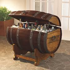 wooden barrel coffee table with finest using old trunk or chest as original inspiring whiskey accent