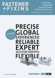 Fastener Fixing Magazine 110 By Fastener Fixing