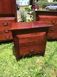 Tuscany Design By Mascheroni Shermag 3pc Solid Cherry Bedroom Set Tuscany By Shermag