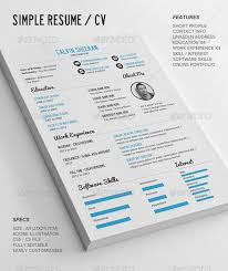 Modern Cv Resume Template For Ai 155 Premium Cv Resume Templates In Indd Eps Psd Xdesigns