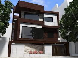 Modern High End Metal Wainscoting Exterior Ideas With White - Modern houses interior and exterior