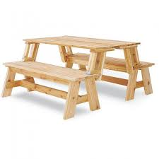 diy picnic table with detached benches lovely folding picnic table plans diy of diy picnic table