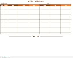 Work Schedule Spreadsheet Template Free Work Schedule Templates For Word And Excel Smartsheet