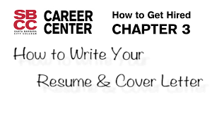 how to get hired chapter how to write your resume cover how to get hired chapter 3 how to write your resume cover letter