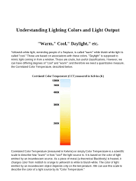 Correlated Color Temperature Chart 2019 Color Temperature Chart Template Fillable Printable