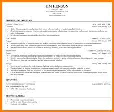 how to add linkedin to resume .Jim-Henson-Resume-Builder-large.png