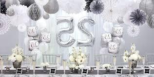 25th wedding anniversary decoration ideas wedding anniversary decorations wedding anniversary table decorations fresh fresh wedding 25th
