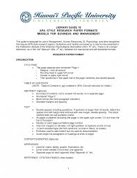 Purdue Owl Research Paper Example Apa Outline Mla Wl F Conclusion
