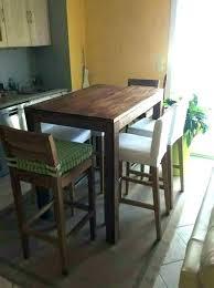 Vente Table Cuisine Vente Table Cuisine Table Haute Chaise Grande