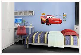 3d effect lightning mcqueen cars printed vinyl wall sticker decal décor transfer