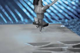 Image result for ABRASIVE WATER-JET CUTTING