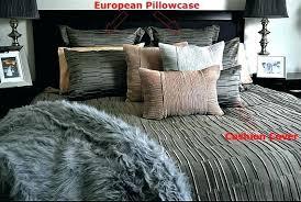grey textured duvet cover grey charcoal textured lt cover set queen king cushion bedding light duvet