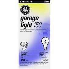 garage door opener bulbGE A21 Garage Door Opener Light Bulb  Walmartcom