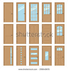 Different Types Doors Stock Photos Images Amp Pictures Shutterstock Types  Of Interior Doors
