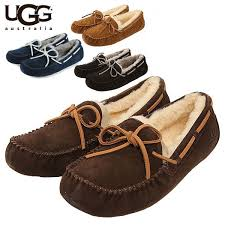 ugg men s genuine featured leather classic leather boa fir deck shoes loafers ag olsen olsen moccasin