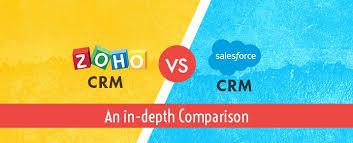 Org Chart Plus Salesforce Zoho Crm Vs Salesforce Crm An In Depth Comparison