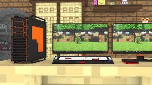 MC PC Room HD Wallpaper