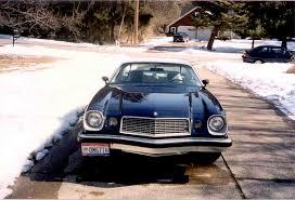 1976 Chevy Camaro Type LT