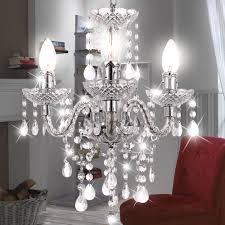 Kristall Kronleuchter Fernbedienung Decken Hänge Lampe Dimmbar Im Set Inkl Rgb Led Leuchtmittel