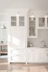 built in refrigerator cabinet. Image By: Huestis Tucker Architects LLC Built In Refrigerator Cabinet