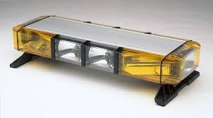 mini 9m series lightbars whelen engineering automotive