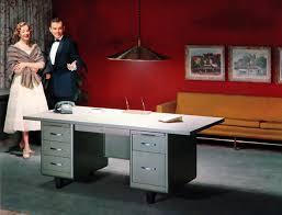 retro office desks. Steel Age \ Retro Office Desks B