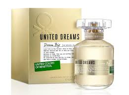 Perfume <b>Benetton</b> United Dreams <b>Dream Big</b> Edt 80ml Mujer ...