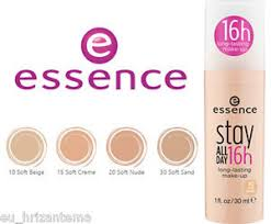 image is loading essence make up foundation stay all day 16h