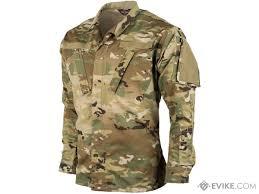 Tru Spec Jacket Sizing Chart Tru Spec Scorpion Ocp Army Combat Uniform Bdu Coat Size X Large Regular