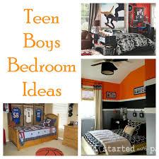 Teen Boy Room Decor 6 Exceptional Teen Boy Bedroom Ideas Lotusepcom