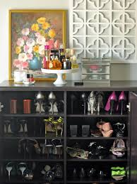 Just The Right Shoe Display Stand 100 Shoe Organizer Ideas HGTV 57