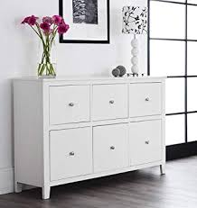 large dresser with deep drawers. Brooklyn White Dresser With Deep Drawers Large Chest Of Metal Runners And