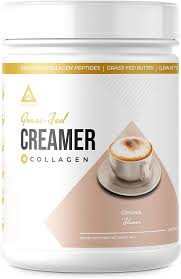 #ketoforbeginners #bulletproofcoffee #weightlossgoalsbulletproof coffee is a great way to up your fat intake if you are on keto diet. Amazon Com Grass Fed Keto Creamer Collagen Protein C8 Mct Oil Irish Butter Keto Bomb Bpc Coffee Creamer Ketogenic Diet Ketosis Supplement Ketone Support Original 19oz Office Products